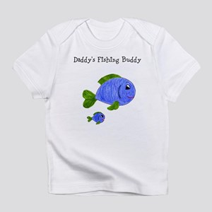 Fishing Buddy Infant T-Shirt