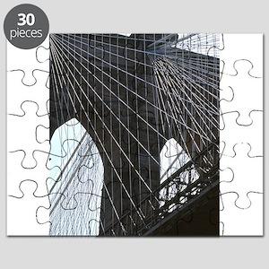 Brooklyn Bridge: Cables Puzzle