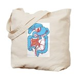 Anatomy Shirt - 'Gastrointest Tote Bag
