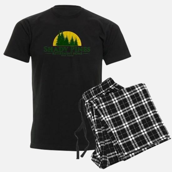 Shady Pines Logo Pajamas