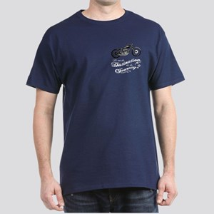 It's the Journey Dark T-Shirt