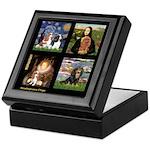 Cavalier Famous Art Comp1 Keepsake Box