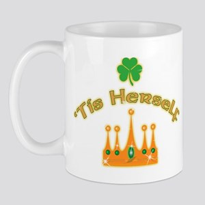 'Tis Herself Irish Mug