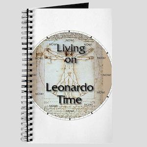 Living on Leonardo Time Journal