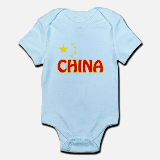 China Infant Bodysuit
