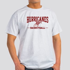Hurricanes Basketball Light T-Shirt