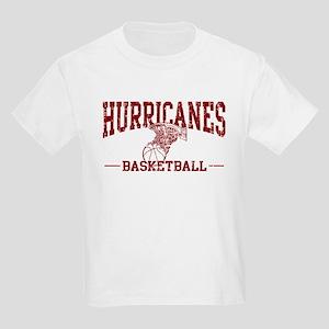 Hurricanes Basketball Kids Light T-Shirt