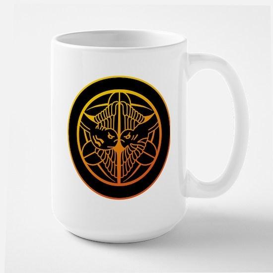 Uesugi1 Gl Large Mug