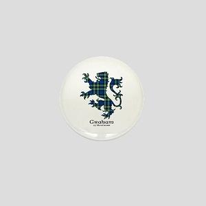 Lion - Graham of Montrose Mini Button