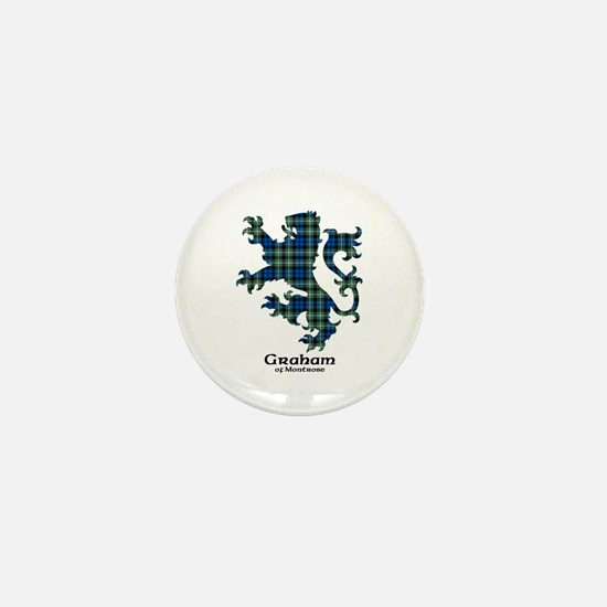 Lion - Graham of Montrose Mini Button