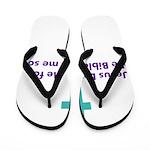 Jesus Loves Flip Flops