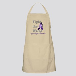 Fight the Wolf Apron