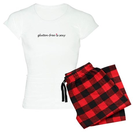 gluten-free is sexy Women's Light Pajamas