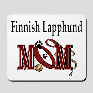 Finnish Lapphund Mom Mousepad