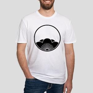 itowani nozoki yae mukou ume Fitted T-Shirt