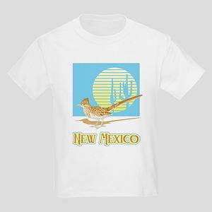 New Mexico Roadrunner Kids T-Shirt