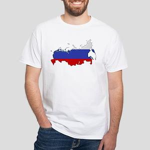 """""""Pixel Russia"""" T-Shirt"""