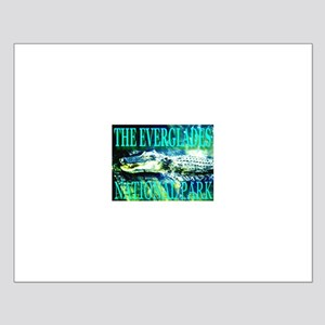 The Everglades National Park Small Poster