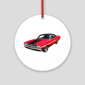 1970 Plymouth GTX Ornament (Round)