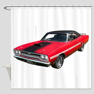 1970 Plymouth GTX Shower Curtain
