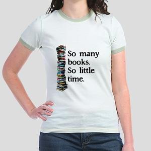 2-logo so many books T-Shirt