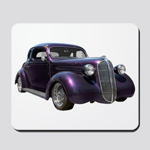 1937 Plymouth P3 Business Cou Mousepad