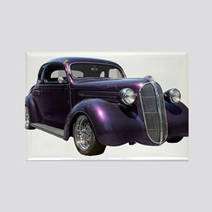 1937 Plymouth P3 Business Cou Rectangle Magnet