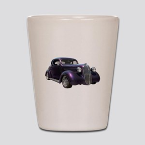 1937 Plymouth P3 Business Cou Shot Glass