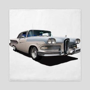 1958 Ford Edsel Queen Duvet