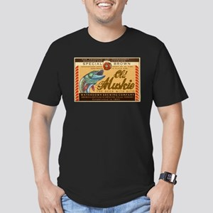 Men's Fitted Old Muskie Beer T-Shirt