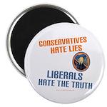 Conservative vs Liberal Magnet