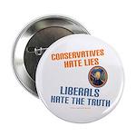 Conservative vs Liberal Button