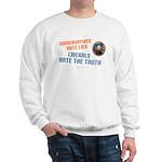 Conservative vs Liberal Sweatshirt