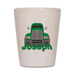 Trucker Joseph Shot Glass