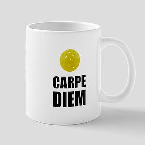 Carpe Diem Pickleball Mugs