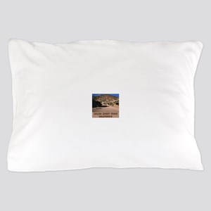 Calico Ghost Town Pillow Case