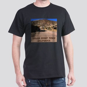 Calico Ghost Town Dark T-Shirt