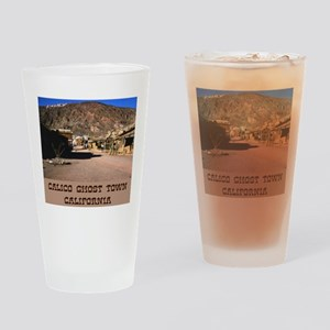 Calico Ghost Town Drinking Glass