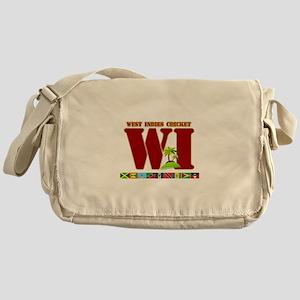 West Indies Cricket Messenger Bag