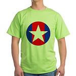 Captain Sweatpants Green T-Shirt