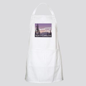 North Carolina Mountains BBQ Apron