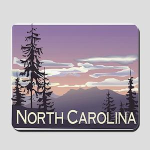 North Carolina Mountains Mousepad