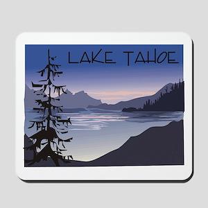 Lake Tahoe Mousepad