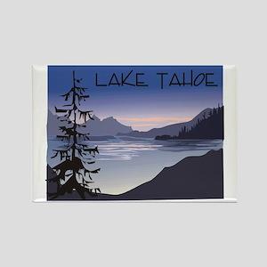 Lake Tahoe Rectangle Magnet