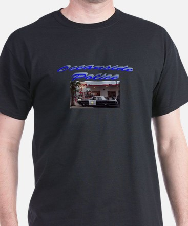 Oceanside Police Car T-Shirt