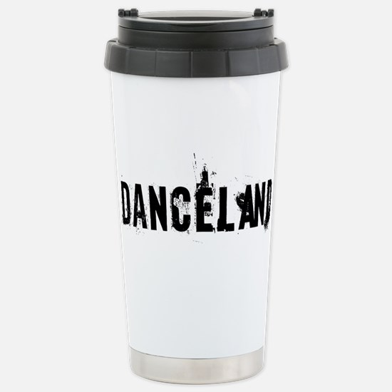 Danceland Stainless Steel Travel Mug