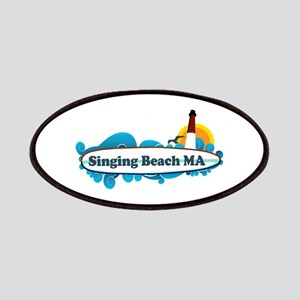 Singing beach MA. Patches