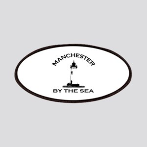 Manchester-By-The-Sea - Lighthouse Design. Patches
