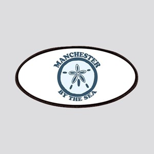 Manchester-By-The-Sea - Sand Dollar Design. Patche