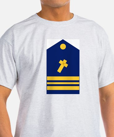Navy-USCG-LCDR-Chaplain T-Shirt
